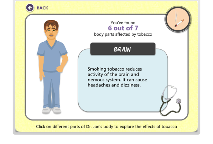 Drug Education eBookbox - What do drugs do to your body quiz
